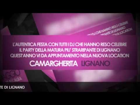 Videospot: Ven. 27/05 STUDENT PARTY 2011 @ CAMARGHERITA - LIGNANO