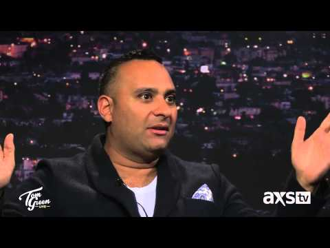 """Russell Peters Talks """"Thought Police"""" on Tom Green Live"""