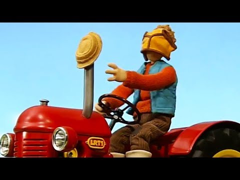 Little Red Tractor | Gone With The Wind | Full Episode | Cartoons For Children