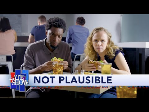 The Implausible Burger: That Meaty Taste Without The Guilt from YouTube · Duration:  2 minutes 38 seconds