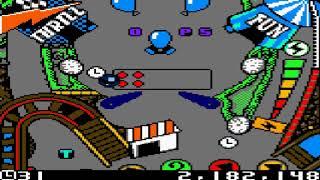 3D Ultra Pinball: Thrillride Game Boy Color Gameplay