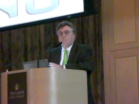 NDA CEO Mike Taylor addresses NFDC 2009 Convention