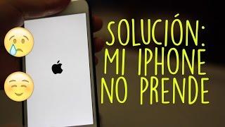 Solución | Mi iPhone no Prende