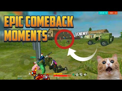 Free Fire : WTF Moments #84