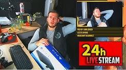 24h LIVESTREAM!! | DER START! Part 1/3