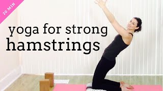 Yoga for strong hamstrings
