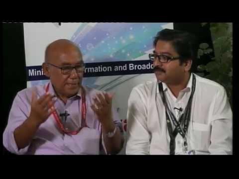 #IFFITalkathon with Shri Aribam Syam Sharma, Shri Prakash Magdum and Mr Milt Shefter
