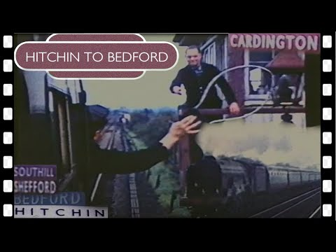 Random Movie Pick - HITCHIN to BEDFORD by D.M.U. in 1961 YouTube Trailer