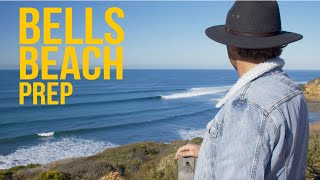 Conner Coffin Bells Beach Prep - Ripcurl Headquarters Tour - Your Weekly Tube