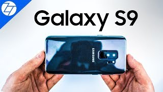 Samsung Galaxy S9 Hands On with LEAKED Case!