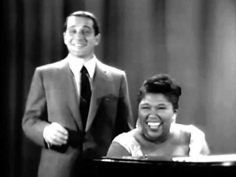 Perry Como with Martha Davis - I'm Gonna Sit Right Down...
