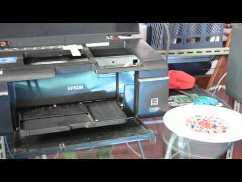 Repeat Print adhar smart PVC card epson l805 by kotech it