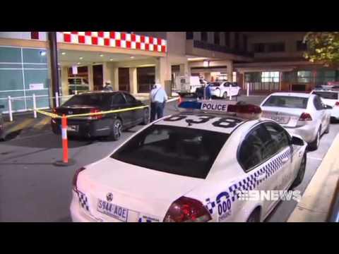 Man Shot in Bikie Shooting - Enfield, Adelaide (2012)