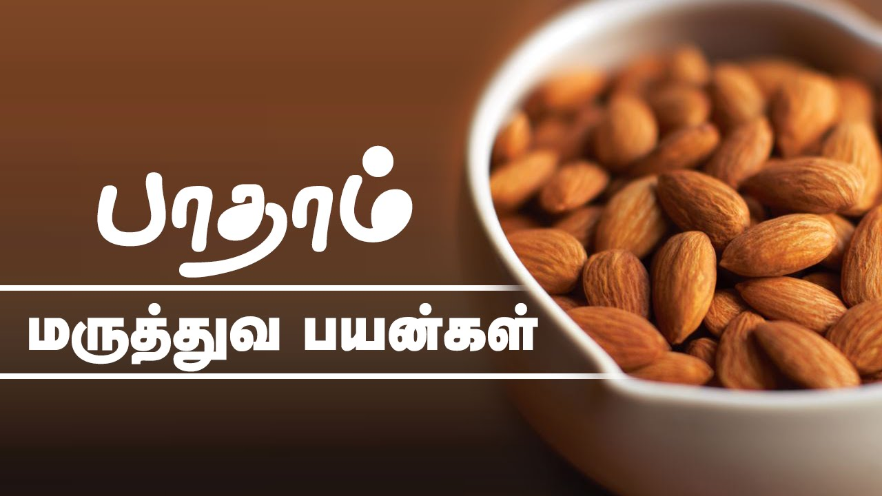 Top health benefits of almonds badam in tamil youtube for Cuisine meaning in tamil