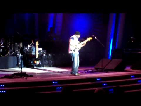Marcus Miller with SMV@Country Club Hills Theater