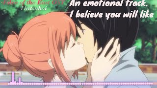 [Share Music No.08] Eden of the East OST - Hatsukoi/First Love