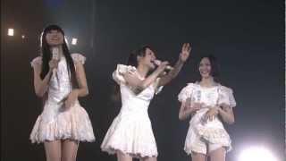 Perfume 3rd Tour JPN (埼玉公演)より ちなみに大阪公演では西野カナの...