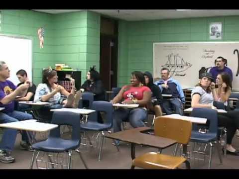 Anadarko High School Teacher Video 2011