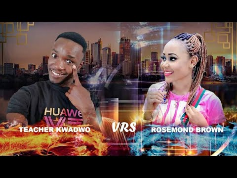 Teacher Kwadwo *DISAPPOINTED* in Rosemond Brown(Akuapem pooloo)