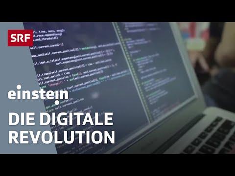 «Radikal digital: über Hype und Realität der Digitalisierung» - Einstein vom 17. März 2016