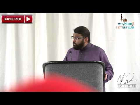 The American Dream & The Purpose of Life ~ Dr. Yasir Qadhi | 24th May 2014