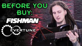 I Spent 1000$ To Upgrade A 1500$ Guitar - Worth It? | Evertune & Fishman Fluence Modern