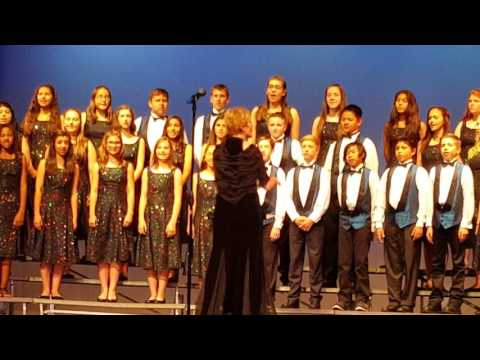 Placerita Junior High School Choir 2016- Shenandoah