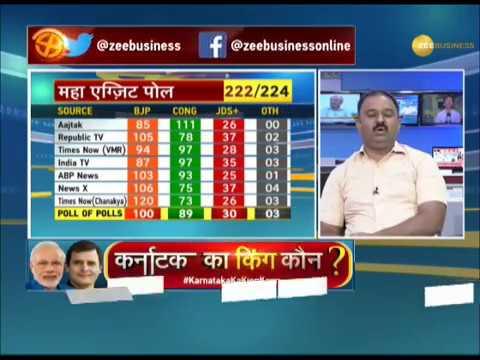 Karnataka Election 2018 Exit Poll Updates