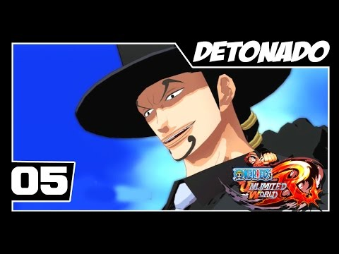 One Piece Unlimited World Red - Detonado Parte #5 - Enies Lobby