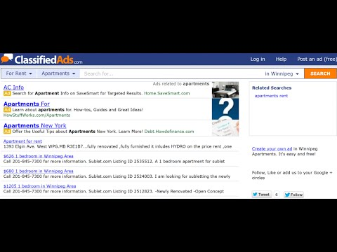 How to Post Multiple Classified Ads to Classifiedads.com and Backpage