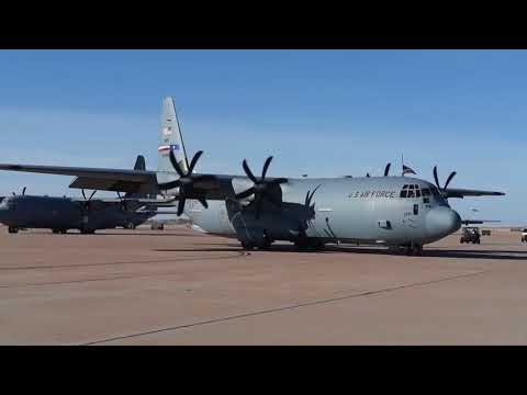 Dyess Airmen return from deployment DYESS AIR FORCE BASE, TX, UNITED STATES 01.19.2018