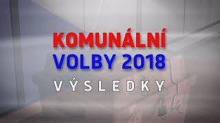 KOMUNÁLNÍ VOLBY 2018 - VÝSLEDKY