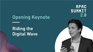 APAC Summit 2.0: Opening Keynote - Facebook