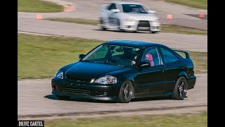 99 civic si em1 track day w/commentary 05/15/2020