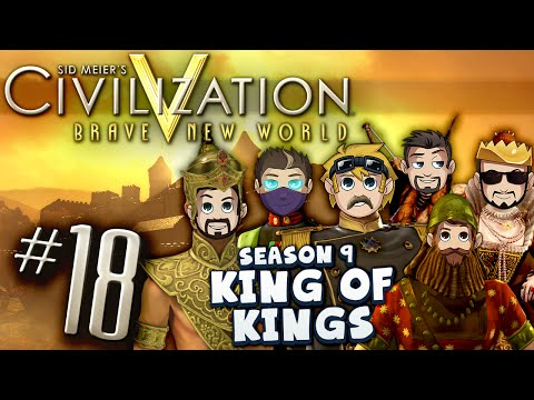 Civilization 5 King of Kings #18 - Uranium for Sale