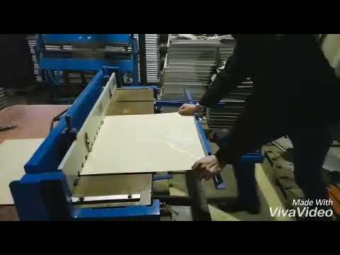 Изготовление своими руками фасадных панелей