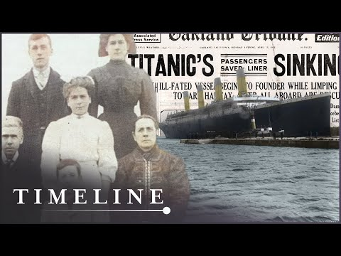 Waking the Titanic (Titanic Documentary) | Timeline