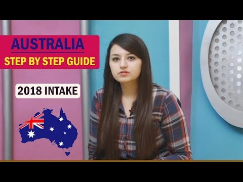 Australia Current Visa Process - Step by Step Guide 2018