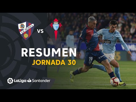 Resumen de SD Huesca vs RC Celta (3-3)
