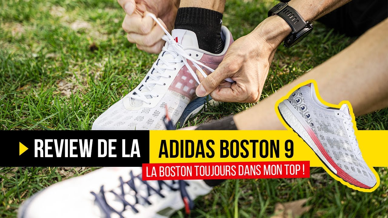 Test Adidas Adizero Boston 9 : Un bon compromis, efficace de l'endurance fondamentale à la VMA !