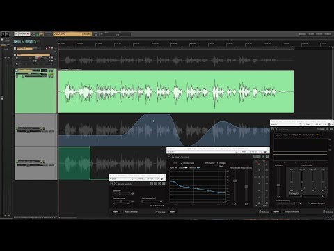 Spblat's Voiceover Recording Workflow Tutorial v6 (feat. iZotope RX6)