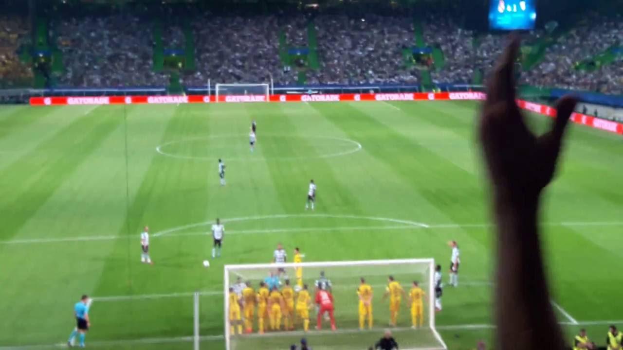 Download Golo Bruno César Sporting vs B. Dortmund 16/17