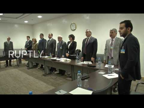 Switzerland: De Mistura welcomes Syrian government and opposition