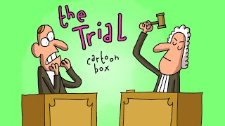 The Trial | Cartoon Box EXTRA Episode | Funny court cartoon | Hilarious Cartoon Compilation