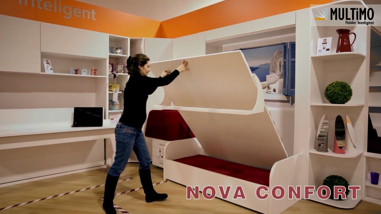 Meuble Intelligent Mobilier Inteligent