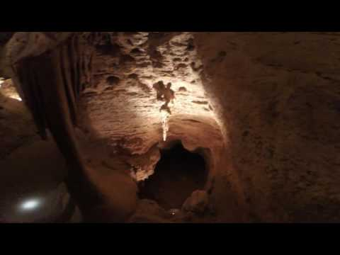 CAVE OF THE WINDS Colorado Springs/ Manitou Springs Vlog
