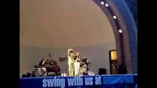Lynette Washington On The Ocean Jazzmobile Summerfest 2012