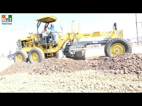 4 WAY ROAD CONSTRUCTION | MAHARASHTRA | INDIA