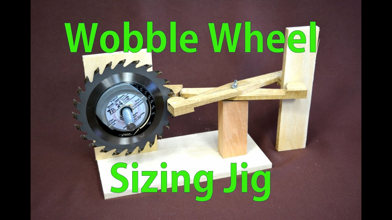 Making a sizing jig for the wobble wheel dado blade youtube greentooth Image collections