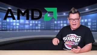 รวมข่าว AMD 3 ข่าวรวด!! Ryzen 4000 Mobile,Threadripper 3990X และ Radeon RX 5500/5500XT/5700M/5600M